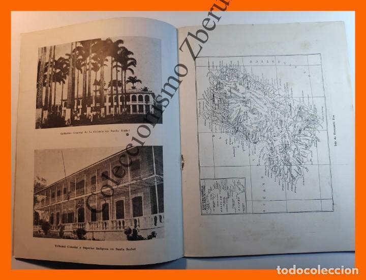 Coleccionismo de Revista Temas Españoles: Isla de Fernando Poo . Temas Españoles Nº 248 - Domingo Manfredi Cano - Foto 2 - 235904030