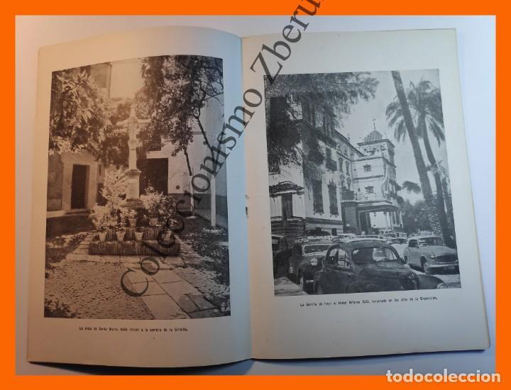 Coleccionismo de Revista Temas Españoles: Sevilla . Temas Españoles Nº 258 - Francisco Narlona - Foto 2 - 235905405