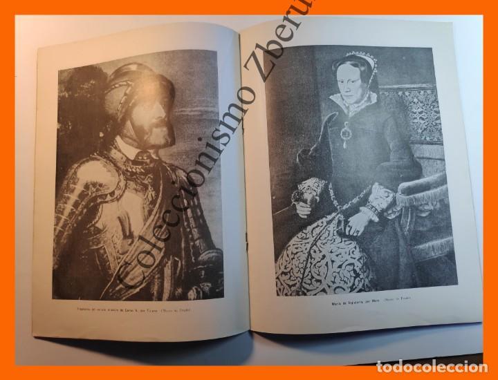 Coleccionismo de Revista Temas Españoles: Retratos Reales . Temas Españoles Nº 275 - Francisco Pompey - Foto 2 - 235909165