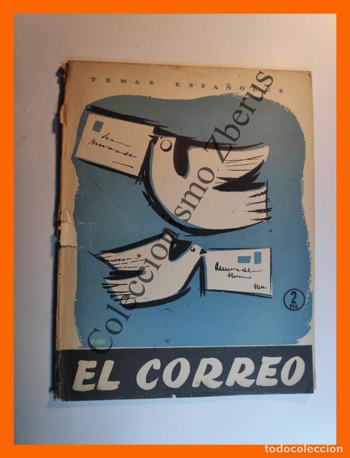 EL CORREO . TEMAS ESPAÑOLES Nº 302 - EMILIO FORNET DE ASENSI (Papel - Revistas y Periódicos Modernos (a partir de 1.940) - Revista Temas Españoles)