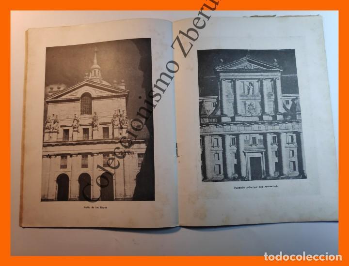 Coleccionismo de Revista Temas Españoles: El Escorial . Temas Españoles Nº 303 - Jose Hesse - Foto 2 - 235910740