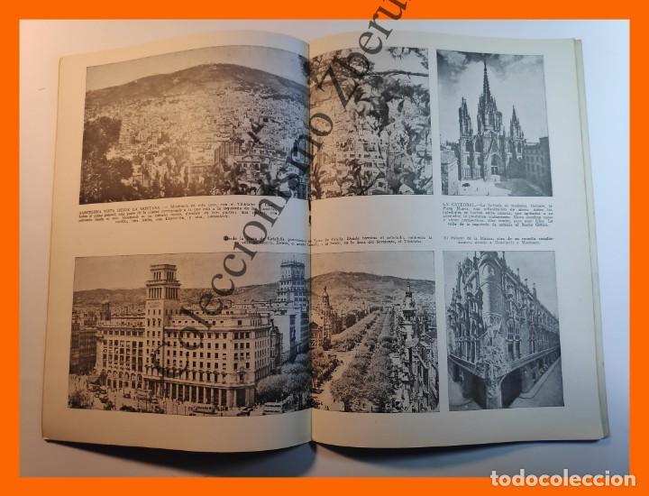 Coleccionismo de Revista Temas Españoles: Barcelona. Ciudad Condal . Temas Españoles Nº 404 - Tomas Salvador - Foto 2 - 235919610