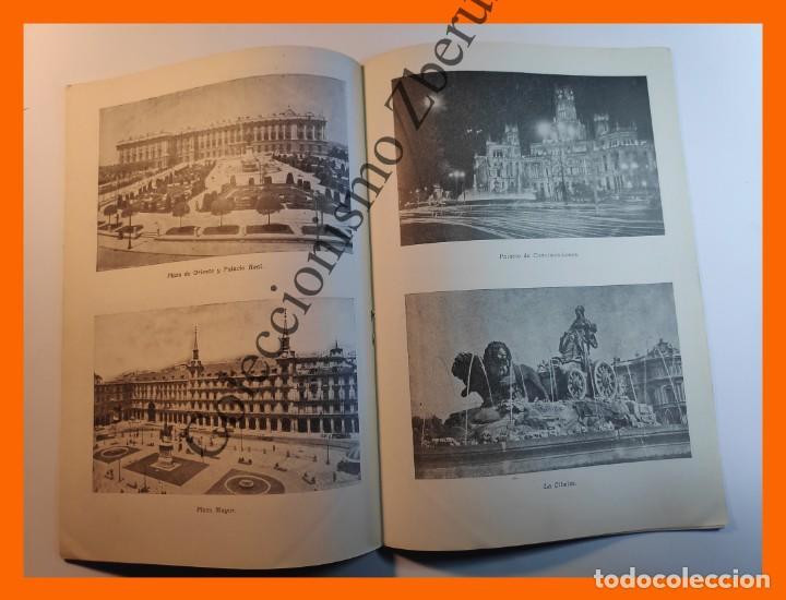 Coleccionismo de Revista Temas Españoles: Madrid, Capital de España . Temas Españoles Nº 409 - Luis Aguirre Prado - Foto 2 - 235920180