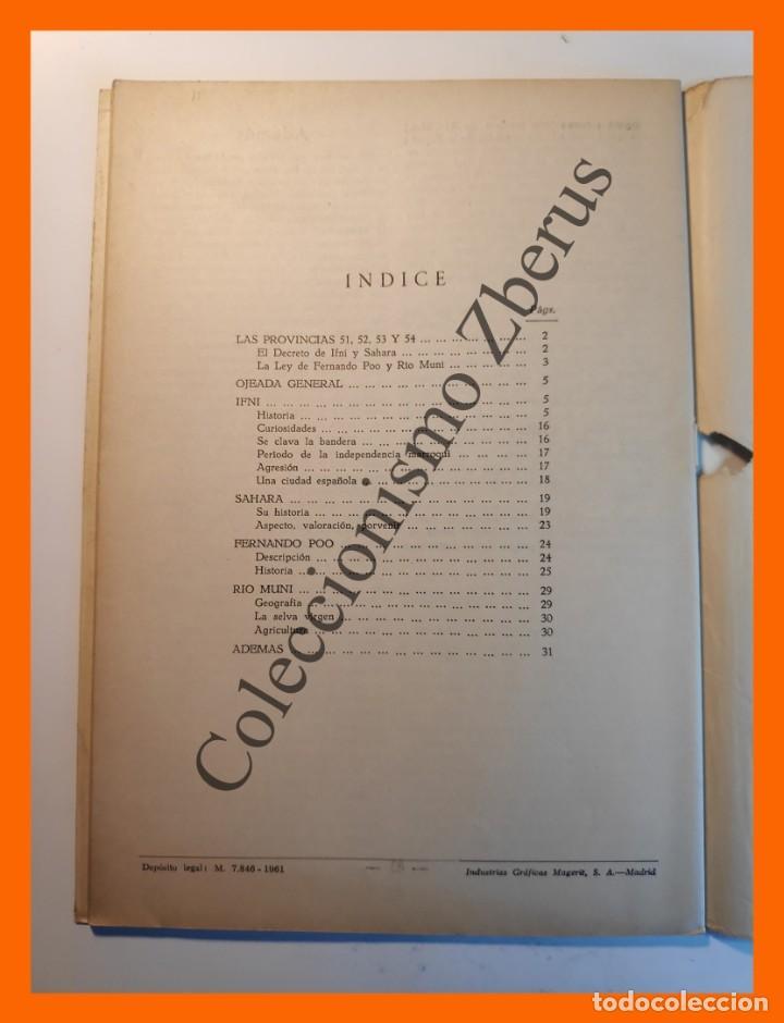 Coleccionismo de Revista Temas Españoles: Las Cuatro Provincias Nuevas . Temas Españoles Nº 411 - Tomas Borras - Foto 3 - 235921730
