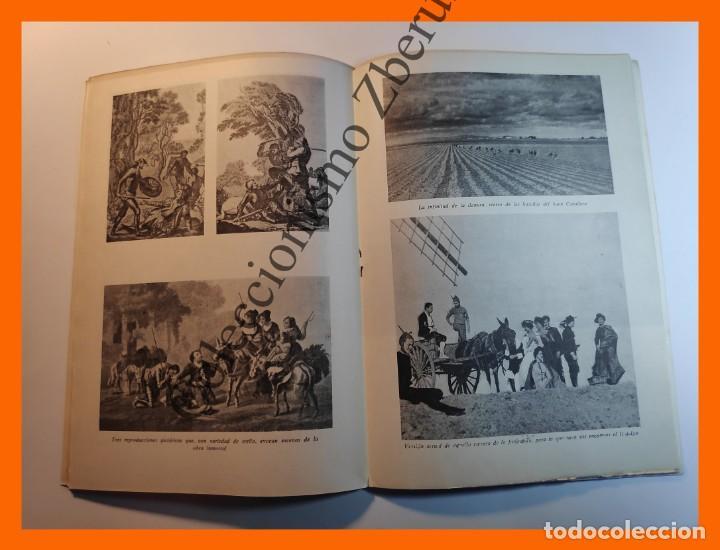 Coleccionismo de Revista Temas Españoles: Geografia del Quijote . Temas Españoles Nº 440 - Luis Aguirre Prado - Foto 2 - 235922960