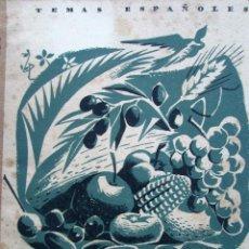 Coleccionismo de Revista Temas Españoles: TEMAS ESPAÑOLES 114 – LEVANTE - ANTONIO MARCIA SERRANO. Lote 51047209