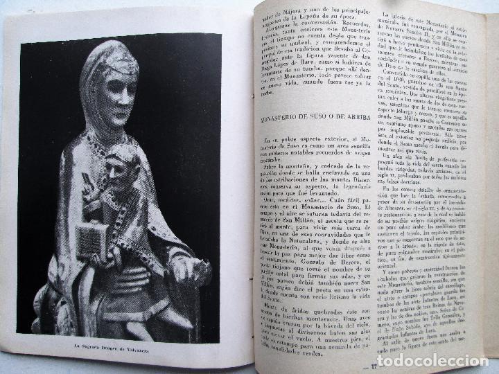 Coleccionismo de Revista Temas Españoles: TEMAS ESPAÑOLES 170 – LA RIOJA - JULIA MARTINEZ - Foto 3 - 51047774