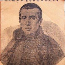 Coleccionismo de Revista Temas Españoles: TEMAS ESPAÑOLES 133 – BALMES - DOMINGO MANFREDI CANO. Lote 51047906