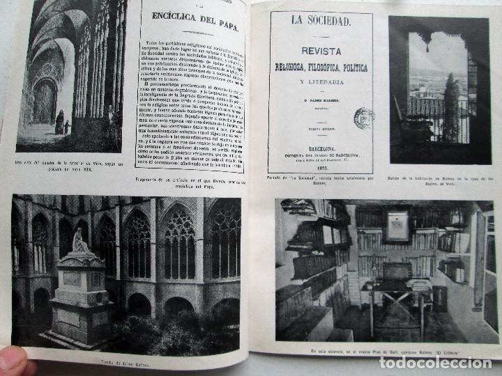 Coleccionismo de Revista Temas Españoles: TEMAS ESPAÑOLES 133 – BALMES - DOMINGO MANFREDI CANO - Foto 3 - 51047906