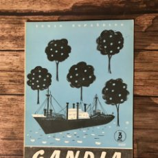 Coleccionismo de Revista Temas Españoles: REVISTA TEMAS ESPAÑOLES, NUMERO 390, GANDIA, (PUBLICACIONES ESPAÑOLAS). Lote 242927130