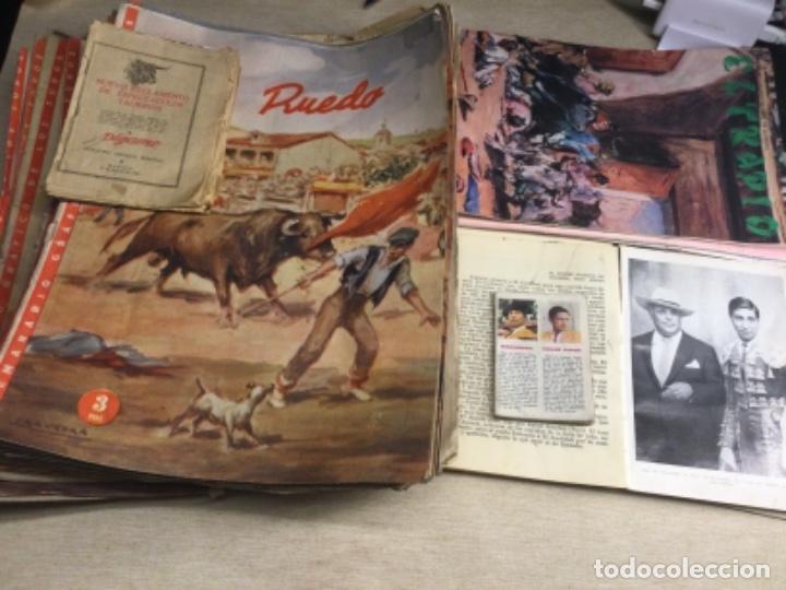 """LOTE DE REVISTAS """" EL RUEDO """" AÑOS 1947 / 1948 ( FOTOS DE TODAS LAS REVISTAS ) (Papel - Revistas y Periódicos Modernos (a partir de 1.940) - Revista Temas Españoles)"""