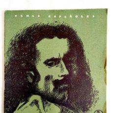Coleccionismo de Revista Temas Españoles: 1956 - FRANCISCO POMPEY: RIBERA - TEMAS ESPAÑOLES NÚM. 269. Lote 251686230