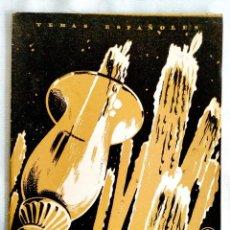Coleccionismo de Revista Temas Españoles: 1954 - SEMANA SANTA - TEMAS ESPAÑOLES NÚM. 142. Lote 251687975