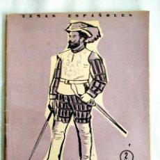 Coleccionismo de Revista Temas Españoles: 1956 - EL ROMANTICISMO - TEMAS ESPAÑOLES NÚM. 272. Lote 251689645