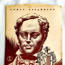 Coleccionismo de Revista Temas Españoles: 1956 - DONOSO CORTÉS - TEMAS ESPAÑOLES NÚM. 26. Lote 251692480