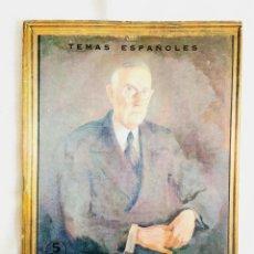 Coleccionismo de Revista Temas Españoles: 1966 - ARNICHES - TEMAS ESPAÑOLES NÚM. 475. Lote 252680135