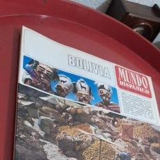 Coleccionismo de Revista Temas Españoles: REVISTA : MUNDO HISPÁNICO , NUM: 262 , 1970. Lote 254910005