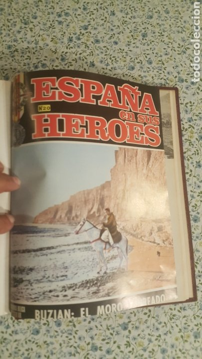 Coleccionismo de Revista Temas Españoles: ESPAÑA EN SUS HÉROES - HISTORIA BÉLICA DEL SIGLO XX - MARRUECOS - 1 TOMO - ORNIGRAF, 1969 - Foto 11 - 257657540