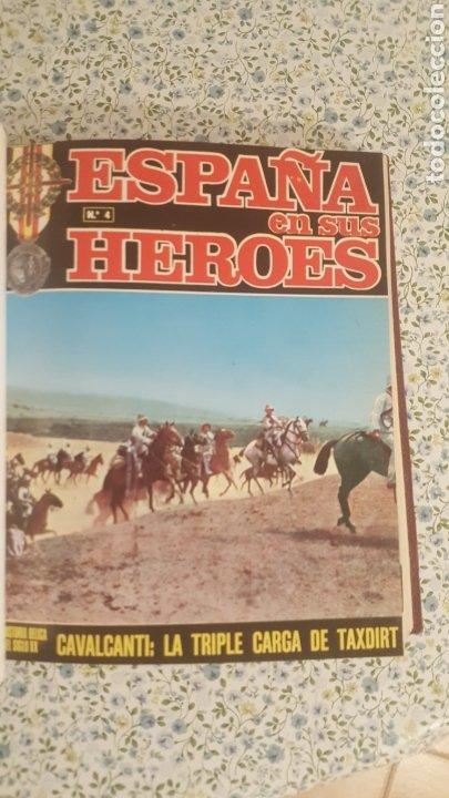 Coleccionismo de Revista Temas Españoles: ESPAÑA EN SUS HÉROES - HISTORIA BÉLICA DEL SIGLO XX - MARRUECOS - 1 TOMO - ORNIGRAF, 1969 - Foto 5 - 257657540