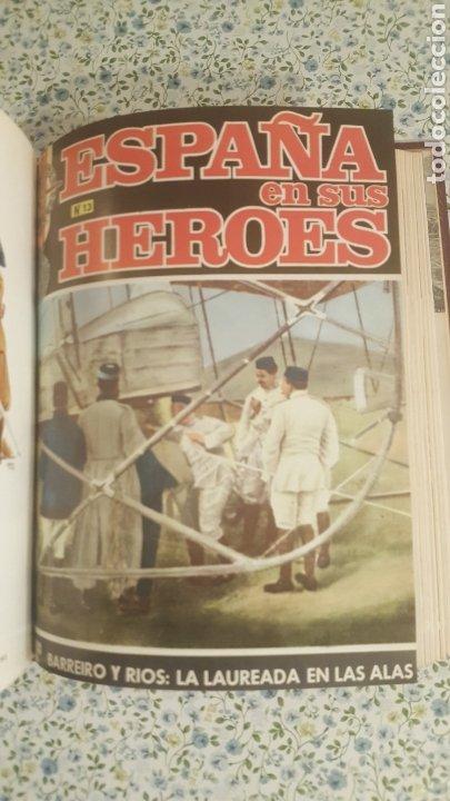 Coleccionismo de Revista Temas Españoles: ESPAÑA EN SUS HÉROES - HISTORIA BÉLICA DEL SIGLO XX - MARRUECOS - 1 TOMO - ORNIGRAF, 1969 - Foto 9 - 257657540