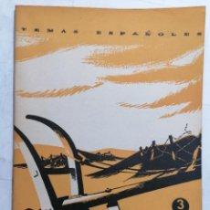 Collectionnisme de Magazine Temas Españoles: REVISTA TEMAS ESPAÑOLES, Nº 121, 2ª EDICION, VAZQUEZ DE MELLA, AÑO 1959. Lote 261622480