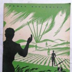 Collectionnisme de Magazine Temas Españoles: REVISTA TEMAS ESPAÑOLES, Nº 39, ONESIMO REDONDO, AÑO 1953. Lote 261622755