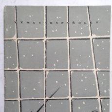 Collectionnisme de Magazine Temas Españoles: REVISTA TEMAS ESPAÑOLES, Nº 163, PRISIONEROS DE TERUEL, AÑO 1955. Lote 261625240