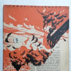 Coleccionismo de Revista Temas Españoles: REVISTA TEMAS ESPAÑOLES, Nº 28, LA SEMANA TRAGICA DE BARCELONA, AÑO 1956. Lote 261652580