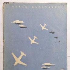Coleccionismo de Revista Temas Españoles: REVISTA TEMAS ESPAÑOLES, Nº 1, VISTA, SUERTE Y AL TORO, 2ª EDICION, AÑO 1958. Lote 261653060