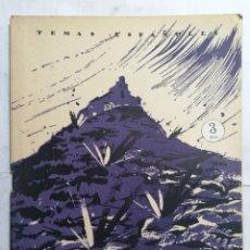 Coleccionismo de Revista Temas Españoles: REVISTA TEMAS ESPAÑOLES, Nº 73, EL SANTUARIO DE SANTA MARIA DE LA CABEZA, 2ª EDICION, AÑO 1956. Lote 261653095