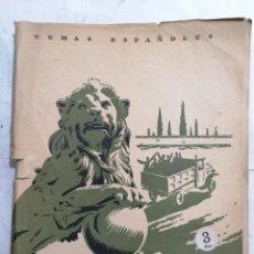 Coleccionismo de Revista Temas Españoles: REVISTA TEMAS ESPAÑOLES, Nº 29, CALVO SOTELO, 2ª EDICION, AÑO 1956. Lote 261653115