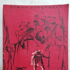 Coleccionismo de Revista Temas Españoles: REVISTA TEMAS ESPAÑOLES, Nº 85, HEROES ESPAÑOLES EN RUSIA, AÑO 1954. Lote 261653160