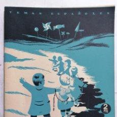 Coleccionismo de Revista Temas Españoles: REVISTA TEMAS ESPAÑOLES, Nº 14, ESPAÑOLES ESCLAVOS EN RUSIA, AÑO 1952. Lote 261653210