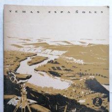 Coleccionismo de Revista Temas Españoles: REVISTA TEMAS ESPAÑOLES, Nº 14, LA BATALLA DEL EBRO, AÑO 1952. Lote 261793860
