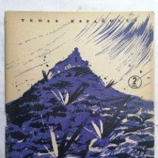 Coleccionismo de Revista Temas Españoles: REVISTA TEMAS ESPAÑOLES, Nº 73, EL SANTUARIO DE SANTA MARIA DE LA CABEZA, AÑO 1956. Lote 261794330