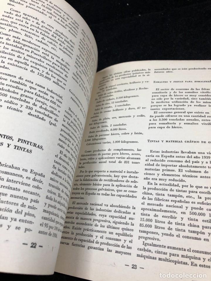 Coleccionismo de Revista Temas Españoles: TEMAS ESPAÑOLES. Nº 356. INDUSTRIA QUÍMICA Y FARMACÉUTICA. PUBLICACIONES ESPAÑOLAS 1958. - Foto 4 - 262240515