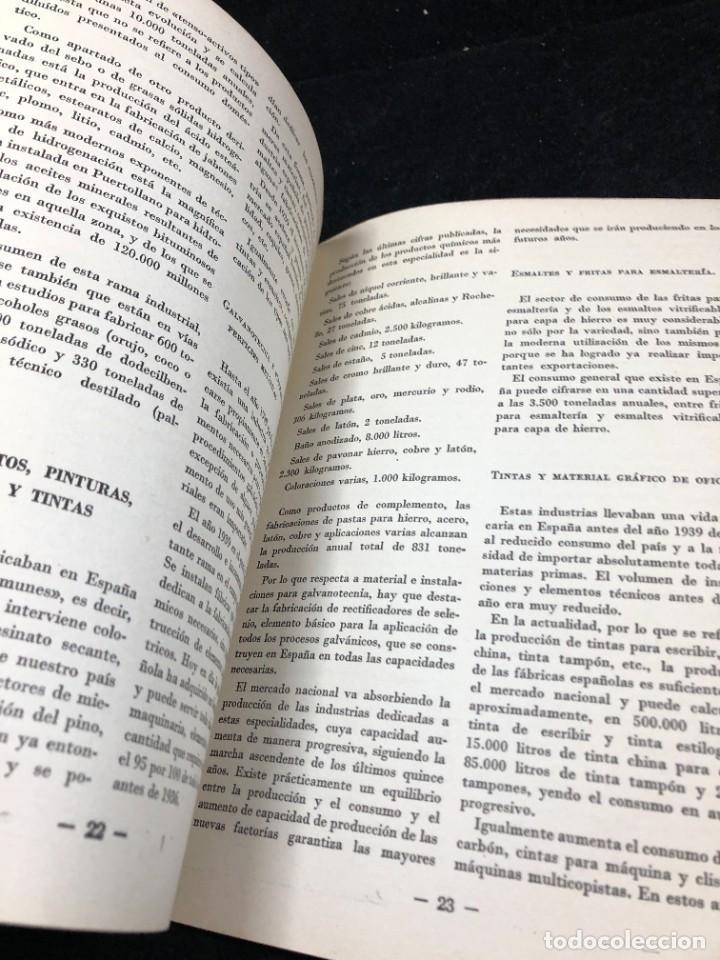 Coleccionismo de Revista Temas Españoles: TEMAS ESPAÑOLES. Nº 356. INDUSTRIA QUÍMICA Y FARMACÉUTICA. PUBLICACIONES ESPAÑOLAS 1958. - Foto 5 - 262240515