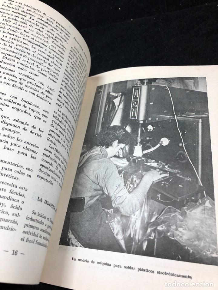 Coleccionismo de Revista Temas Españoles: TEMAS ESPAÑOLES. Nº 356. INDUSTRIA QUÍMICA Y FARMACÉUTICA. PUBLICACIONES ESPAÑOLAS 1958. - Foto 7 - 262240515