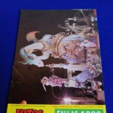 Collectionnisme de Magazine Temas Españoles: FOTOS FALLAS 1988 ALBUM BAYARRI. Lote 273938828