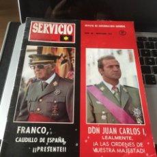 """Coleccionismo de Revista Temas Españoles: SERVICIO POR LA """" LAUREADA DE LA VERDAD"""" NOVIEMBRE 1975. Lote 275109273"""