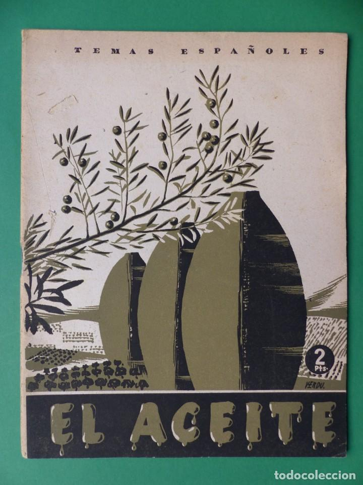 Coleccionismo de Revista Temas Españoles: TEMAS ESPAÑOLES, 16 REVISTAS - AÑOS 1950 - VER FOTOS ADICIONALES - Foto 4 - 276519638