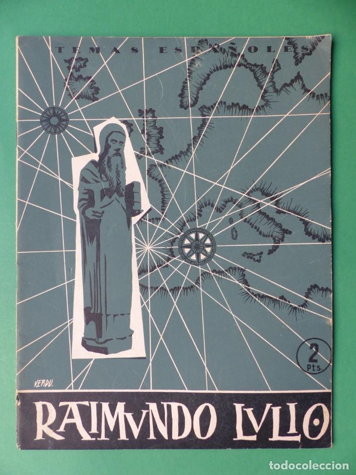 Coleccionismo de Revista Temas Españoles: TEMAS ESPAÑOLES, 16 REVISTAS - AÑOS 1950 - VER FOTOS ADICIONALES - Foto 5 - 276519638