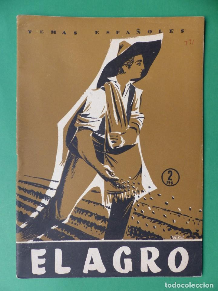 Coleccionismo de Revista Temas Españoles: TEMAS ESPAÑOLES, 16 REVISTAS - AÑOS 1950 - VER FOTOS ADICIONALES - Foto 6 - 276519638