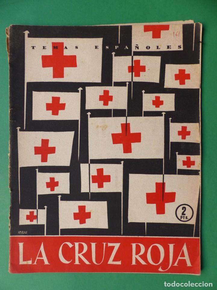 Coleccionismo de Revista Temas Españoles: TEMAS ESPAÑOLES, 16 REVISTAS - AÑOS 1950 - VER FOTOS ADICIONALES - Foto 7 - 276519638