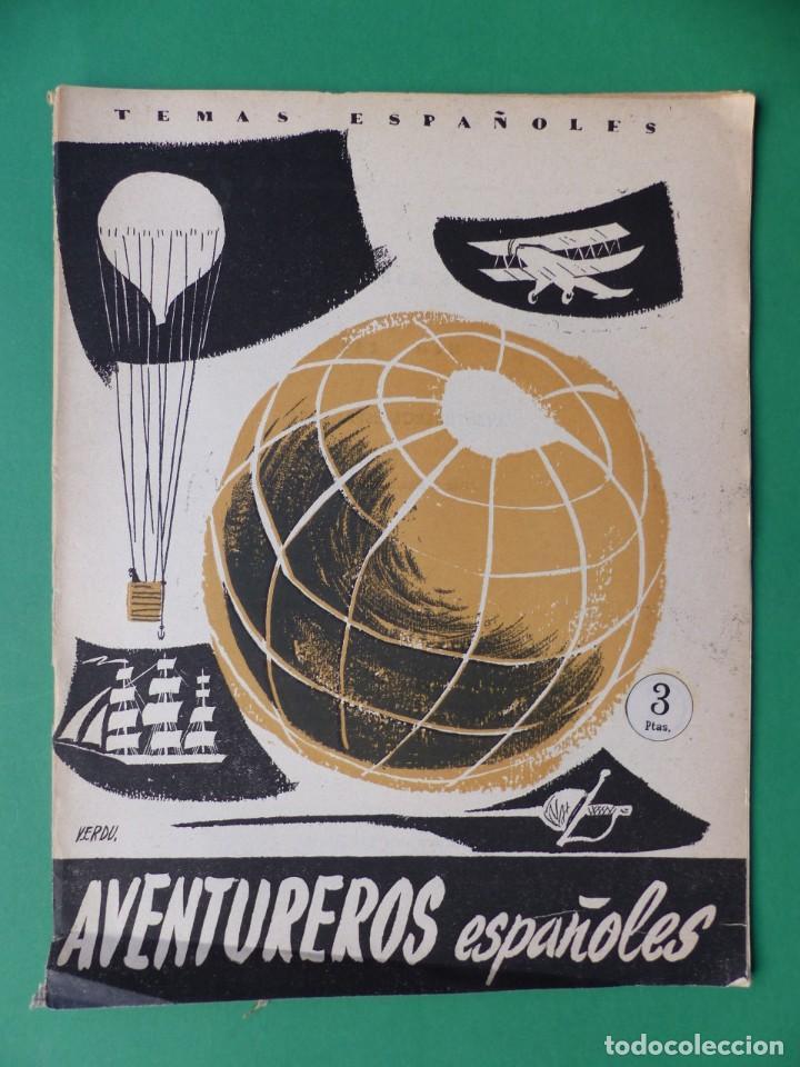 Coleccionismo de Revista Temas Españoles: TEMAS ESPAÑOLES, 16 REVISTAS - AÑOS 1950 - VER FOTOS ADICIONALES - Foto 8 - 276519638