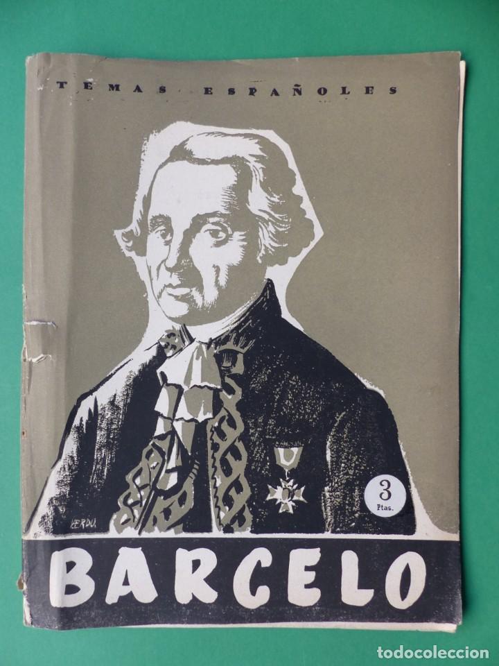 Coleccionismo de Revista Temas Españoles: TEMAS ESPAÑOLES, 16 REVISTAS - AÑOS 1950 - VER FOTOS ADICIONALES - Foto 9 - 276519638