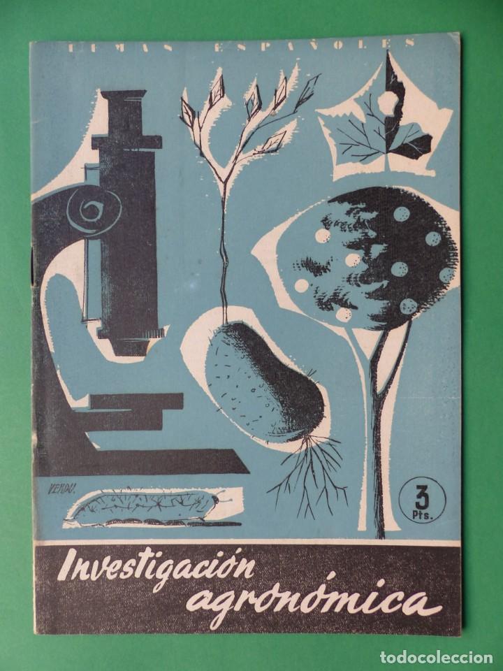 Coleccionismo de Revista Temas Españoles: TEMAS ESPAÑOLES, 16 REVISTAS - AÑOS 1950 - VER FOTOS ADICIONALES - Foto 10 - 276519638
