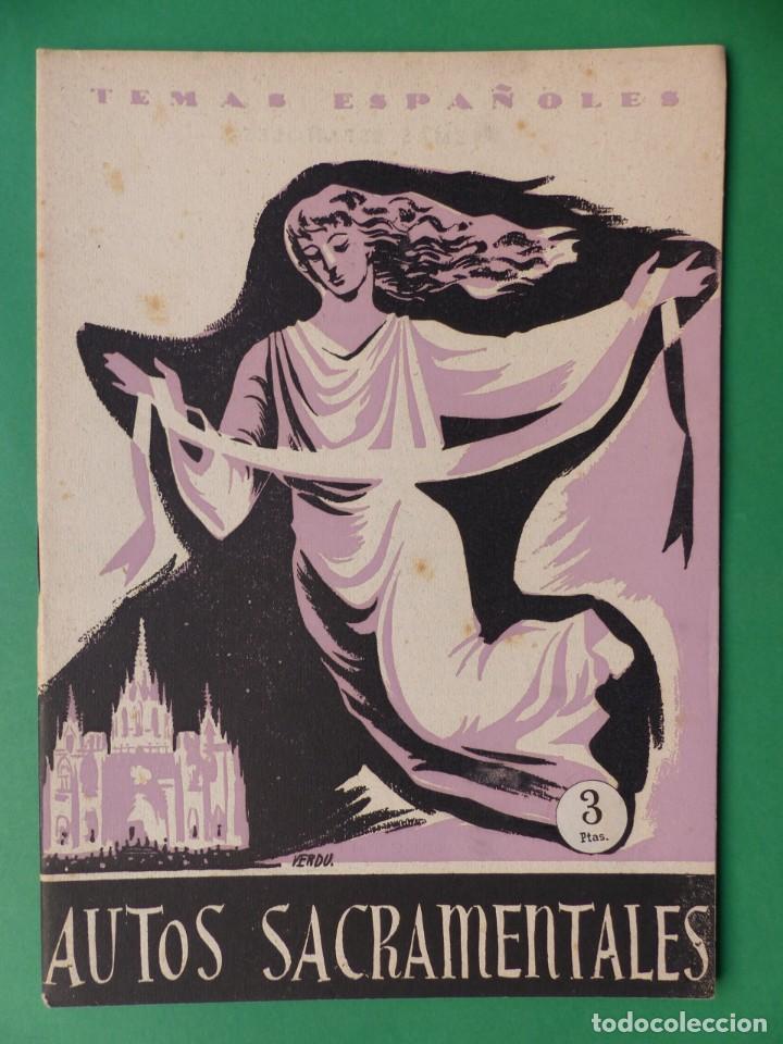 Coleccionismo de Revista Temas Españoles: TEMAS ESPAÑOLES, 16 REVISTAS - AÑOS 1950 - VER FOTOS ADICIONALES - Foto 12 - 276519638