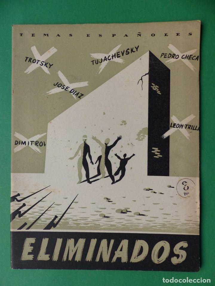 Coleccionismo de Revista Temas Españoles: TEMAS ESPAÑOLES, 16 REVISTAS - AÑOS 1950 - VER FOTOS ADICIONALES - Foto 13 - 276519638