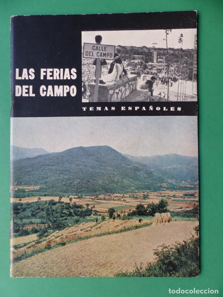 Coleccionismo de Revista Temas Españoles: TEMAS ESPAÑOLES, 16 REVISTAS - AÑOS 1950 - VER FOTOS ADICIONALES - Foto 14 - 276519638